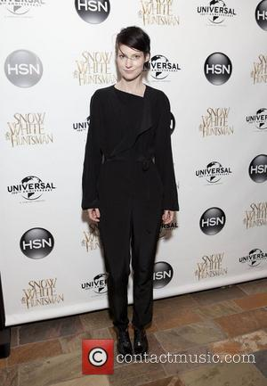 Mandy Coon HSN Universal cocktail reception for 'Snow White & The Huntsman' held at the Tribeca Grand Hotel New York...