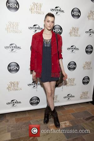 Zen Sevastyanova HSN Universal cocktail reception for 'Snow White & The Huntsman' held at the Tribeca Grand Hotel New York...