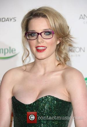 Helen Flanagan Specsavers Spectacle Wearer of the Year 2012 held at Battersea Power Station - Arrivals London, England - 30.10.12