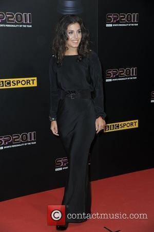Katie Melua  Sports Personality of the Year - Arrivals Manchester, England - 22.12.11