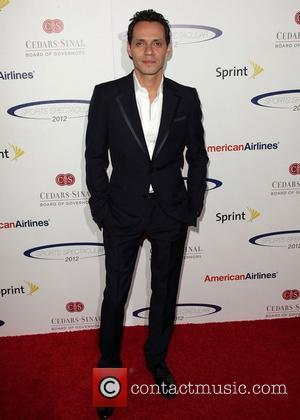 Marc Anthony 27th Anniversary of Sports Spectacular at the Hyatt Regency Century Plaza Century City, California - 20.05.12
