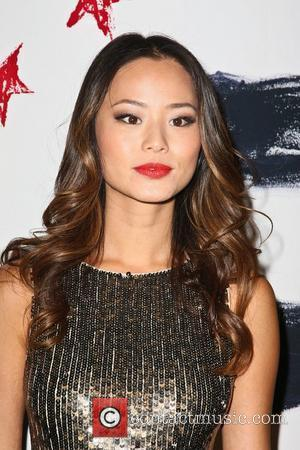 Jamie Chung Mercedes-Benz New York Fashion Week Spring/Summer 2013 - Alice & Olivia by Stacey Bendet - Red Carpet New...