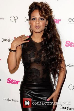 Christina Milian Star Magazine's 'All Hollywood' event at AV Nightclub Hollywood, California - 24.04.12