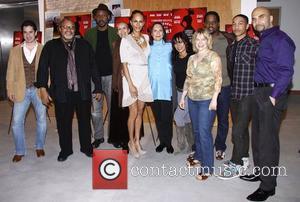 Wood Harris, Blair Underwood, Carmen De Lavallade, Daphne Rubin-vega, Mann and Nicole Ari Parker