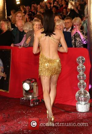 Victoria Pendleton and Strictly Come Dancing