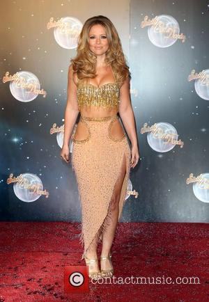 Kimberley Walsh and Strictly Come Dancing