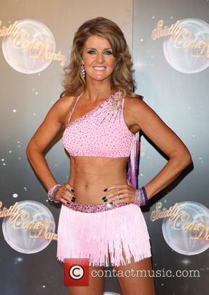 Erin Boag and Strictly Come Dancing