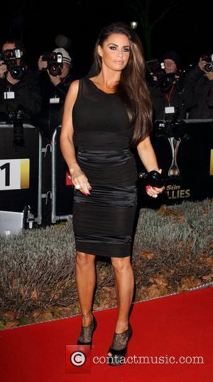 Katie Price Night of Heroes: The Sun Military Awards held at the Imperial War Museum - Arrivals London, England -...