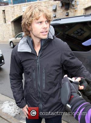 Eric Christian Olsen and Sundance Film Festival