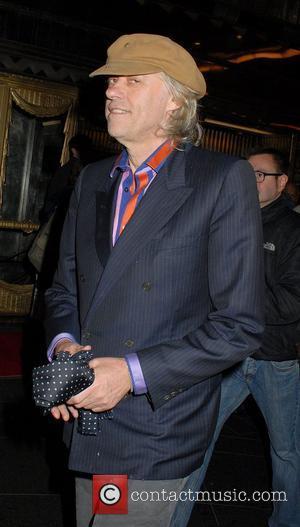 Bob Geldof Shocked By Daughter's 'Stunning' Vocals