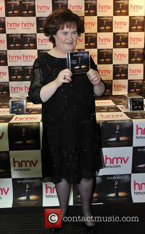 Susan Boyle Dreamed Of Journalism Job