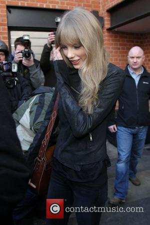 Taylor Swift Loses Out On 'Les Miserables' Role