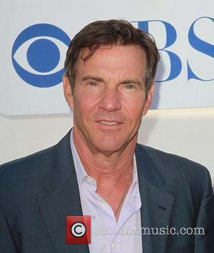 Dennis Quaid CBS Showtime's CW Summer 2012 Press Tour at the Beverly Hilton Hotel - Arrivals Beverly Hills, California -...