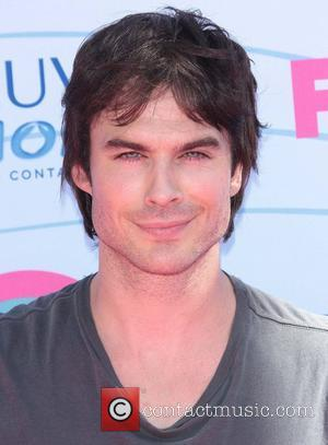 Ian Somerhalder  at the 2012 Teen Choice Awards held at the Gibson Amphitheatre - Arrivals Universal City, California -...