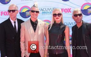 No Doubt  The 2012 Teen Choice Awards held at the Gibson Amphitheatre - Arrivals  Universal City, California -...