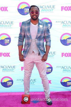 Will.I.Am  The 2012 Teen Choice Awards held at the Gibson Amphitheatre - Arrivals  Universal City, California - 22.07.12