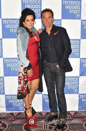 Nancy Dell'Olio and Bruno Tonioli Terrence Higgins Trust: Friends for Life - charity dinner  held at the Park Lane...