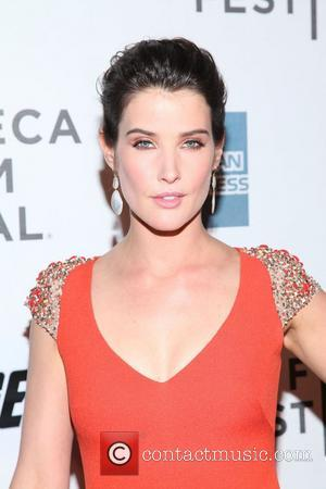 Cobie Smulders the 'Marvel's The Avengers' premiere during the closing night of the 2012 Tribeca Film Festival at BMCC Tribeca...