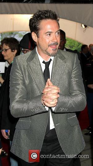 Robert Downey, Jr. Honours 9/11 Heroes At The Avengers Screening