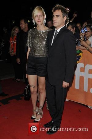 Heather Christie and Joaquin Phoenix 2012 Toronto International Film Festival - 'The Master' - Premiere Toronto, Canada - 07.09.12