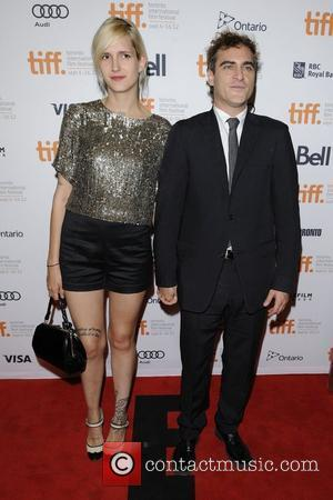 Heather Christie and Joaquin Phoenix 2012 Toronto International Film Festival - 'The Master' - Premiere Toronto, Canada - 07.09.12
