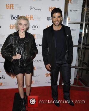 Sky Ferreira and Eli Roth 2012 Toronto International Film Festival - 'The Master' - Premiere Toronto, Canada - 07.09.12