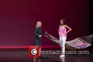 Andrea Anders and Minnie Driver 'The 24 Hour Plays' at Festival Del Sole - Performance Yountville, California - 14.07.12