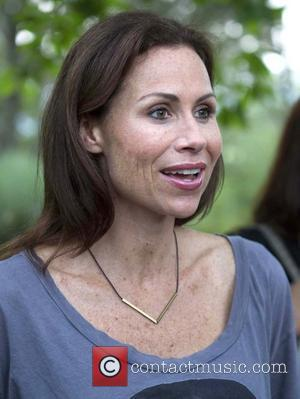 Minnie Driver 'The 24 Hour Plays' after performance dinner at Wolf Family Vineyard Yountville, California - 14.07.12