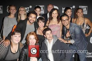 Brooklyn Decker, Ashley Greene, Constance Zimmer, Diane Neal, Fink, Gillian Jacobs, Jason Biggs, Jessica Szohr, Ramon Rodriguez, Rosie Perez, Tracie Thoms and Wilmer Valderrama