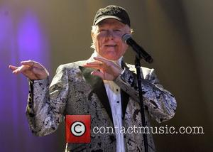 Mike Love The Beach Boys performing live in concert at Wembley Arena London, England - 28.09.12