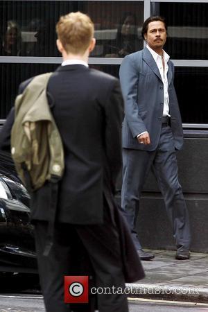 Brad Pitt And Angelina Jolie Wedding Set For Saturday?