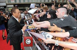 Jean Claude Van Damme, Empire Leicester Square
