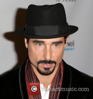 Backstreet Boys Kevin Richardson 10th Annual Hollywood Christmas Celebration at The Grove Los Angeles, California - 11.11.12
