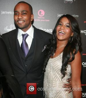 Nick Gordon and Bobbi Kristina Brown Lifetime's new reality series 'The Houstons: On Our Own' premiere launch party at the...