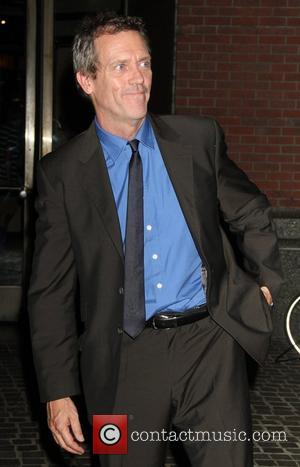 Hugh Laurie 'The Oranges' screening at the Tribeca Screening Room - Arrivals New York City, USA - 14.09.12