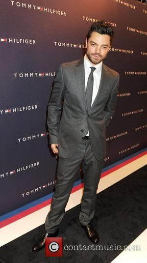 Dominic Cooper VIP opening of Tommy Hilfiger Flagship Store - Inside London, England - 01.12.11  This is a PR...