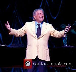Tony Bennett And Lady Gaga Recording Jazz Album