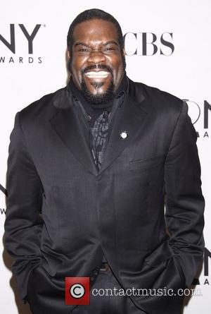 Phillip Boykin 'Meet the 2012 Tony Award Nominees' press reception, held at the Millennium Broadway Hotel Times Square. New York...