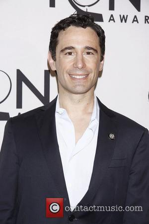 Christopher Gattelli 'Meet the 2012 Tony Award Nominees' press reception, held at the Millennium Broadway Hotel Times Square. New York...