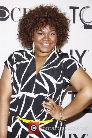 Da'Vine Joy Randolph 'Meet the 2012 Tony Award Nominees' press reception, held at the Millennium Broadway Hotel Times Square. New...