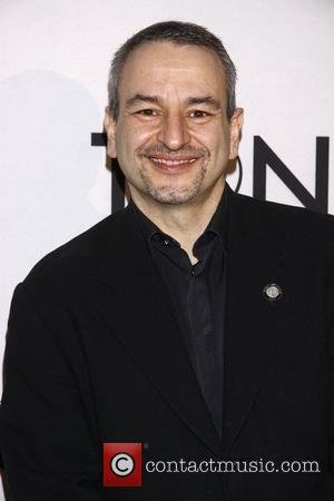 Joe DiPietro 'Meet the 2012 Tony Award Nominees' press reception, held at the Millennium Broadway Hotel Times Square. New York...
