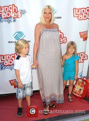 Tori Spelling Hosts Daughter's Birthday Party As Queen Of Hearts