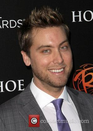 Lance Bass Treats Friends To Holiday In The Caribbean