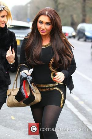 Lauren Goodger's Salon Petrol Bombed After Launch - Who Did It?