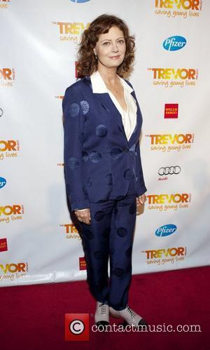 Susan Sarandon Takes A Stand Against Bullying