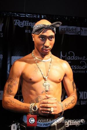 Tupac Shakur and Madame Tussauds