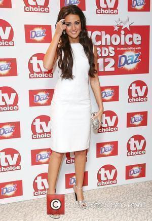 Michelle Keegan At Tv Choice Awards: