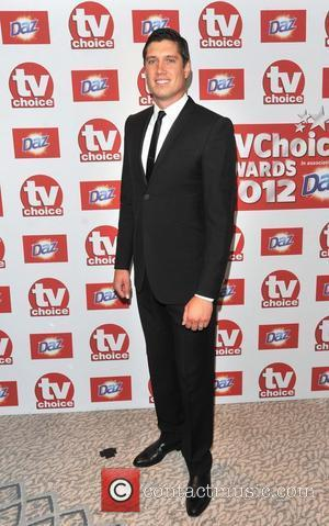 Vernon Kay The 2012 TVChoice Awards held at the Dorcester - Arrivals. London, England - 10.09.12