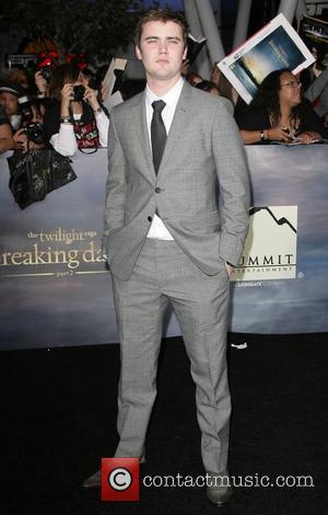 Cameron Bright The premiere of 'The Twilight Saga: Breaking Dawn - Part 2' at Nokia Theatre L.A. Live  Los...