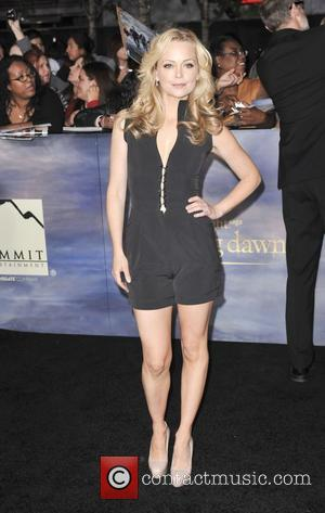 Marisa Coughlan  The premiere of 'The Twilight Saga: Breaking Dawn - Part 2' at Nokia Theatre L.A. Live Los...